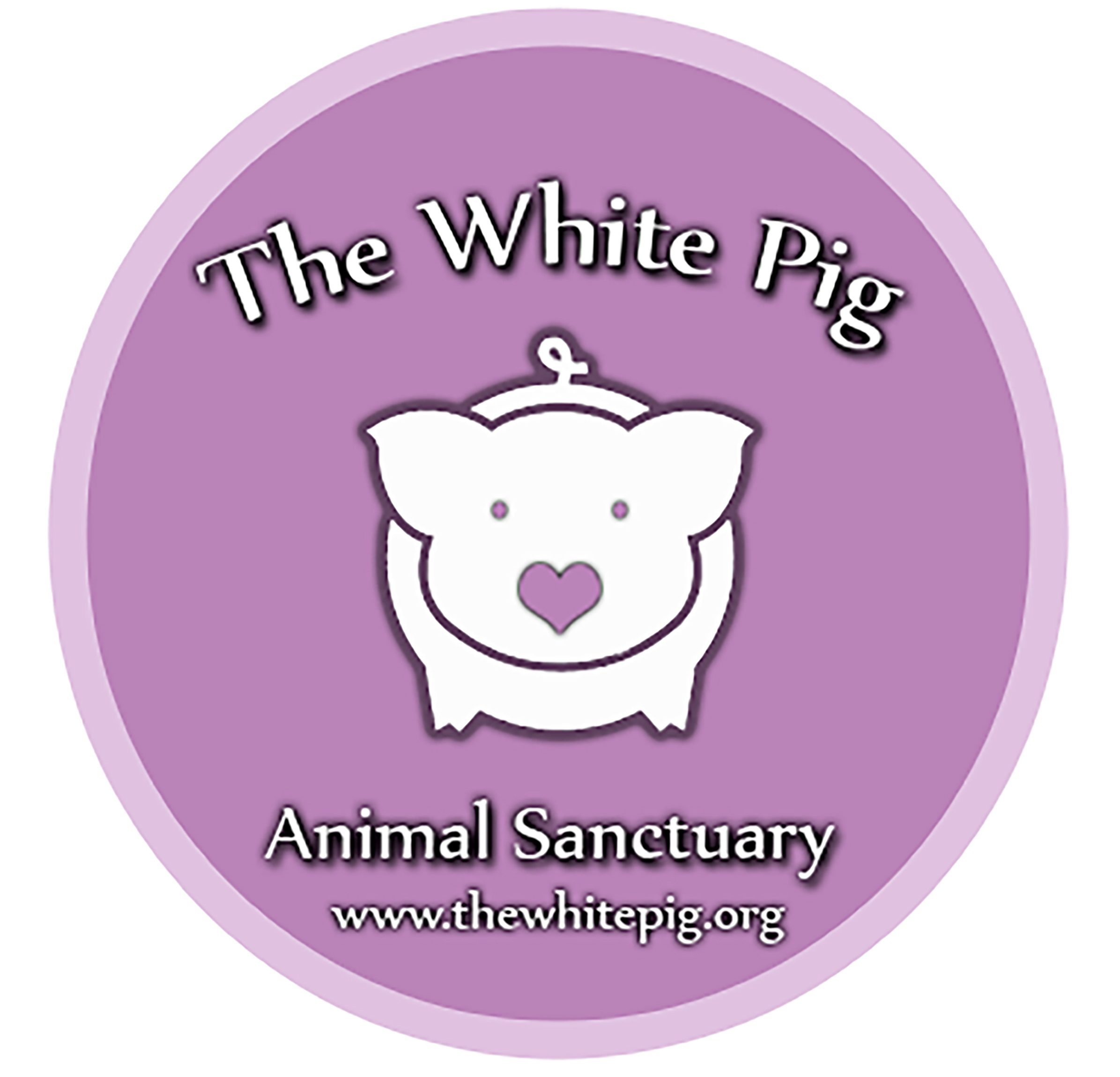 THE  WHITE PIG ANIMAL SANCTUARY