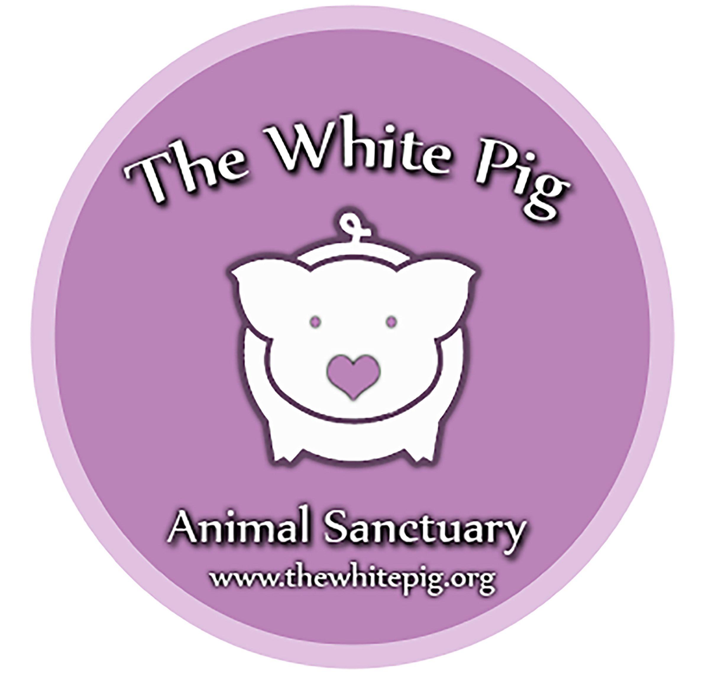 THE  WHITE PIG ANIMAL SANCTUARY